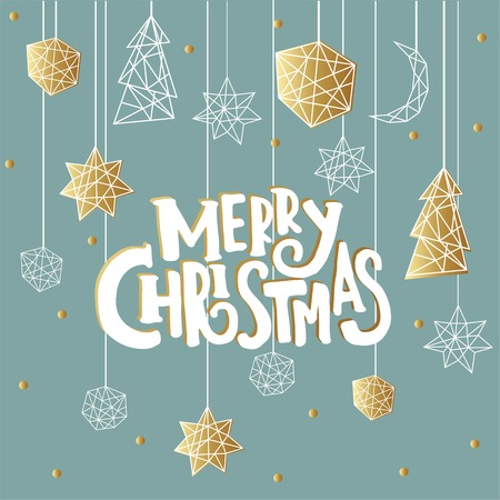 Merry christmas and happy new year luxury background with golden merry christmas and happy new year luxury background with golden stars noel moon stopboris Gallery