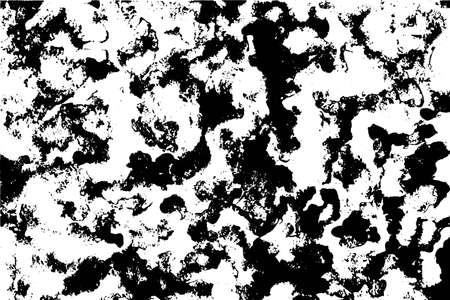 Grunge black and white texture. Overlay.