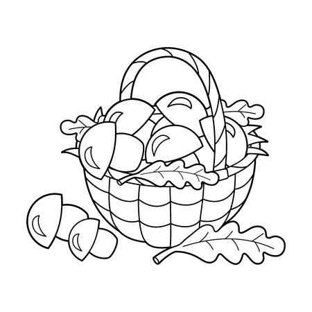 Página Para Colorear Esquema De Setas De Dibujos Animados. Regalos ...