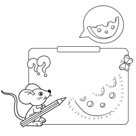 Juegos Educativos Para Niños: Juego De Números. Hongos. Dibujo Para ...