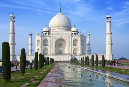 Taj Mahal complex, India Stock fotó