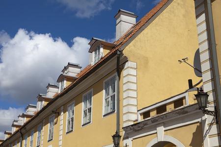 Barracks of Jacob, XVIII century, Riga Old City, Latvia