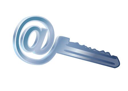 개인 정보의 안전성 확보를위한 이메일 비밀번호 개념