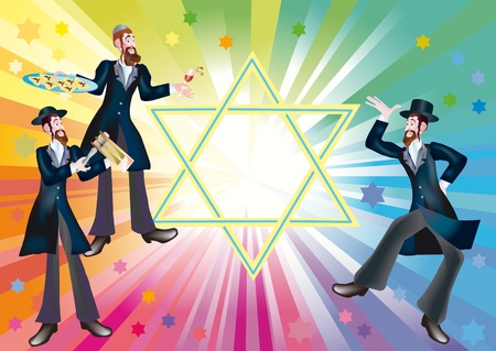 푸림 - 유대인의 휴일이다.