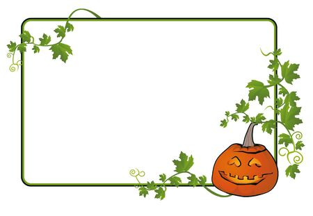 background to congratulating on Halloween photo