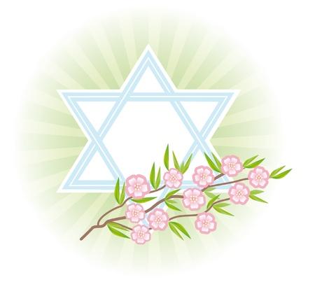 In Israel in Tu bi-shvat ( Stock Photo