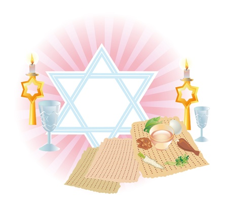 sacral: Sacral meal in the holiday of Pesakh ( Passover)