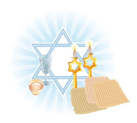 matza: Sacral meal in the holiday of Pesakh ( Passover)