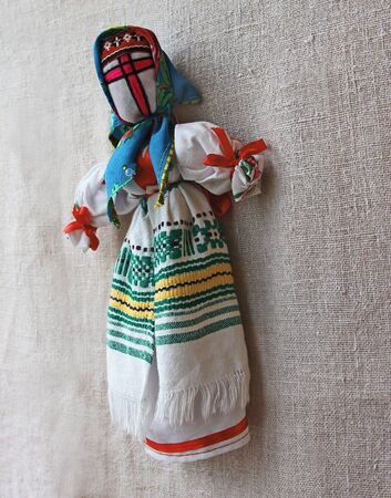 Ukrainian traditional dolls  photo