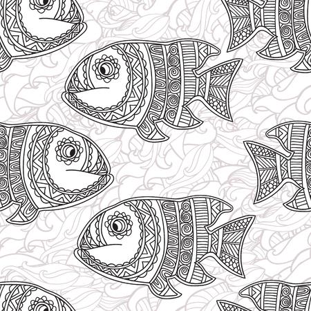 Dibujo Para Colorear Libro Para Adultos Y Niños - Zendala, Diseño ...