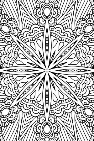 Gemütlich Mandala Malbücher Für Erwachsene Zeitgenössisch - Ideen ...