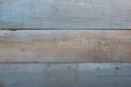 threadbare: Background of old painted wooden planks. Studio photography.
