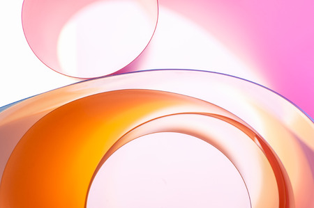Art photography - a colorful background in pastel colors.