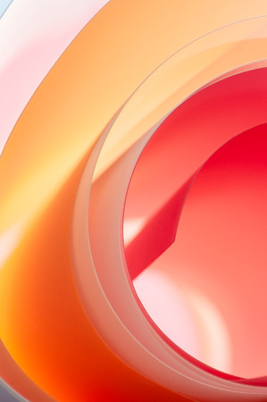 Abstract photography is a background of multi-colored elements with a gradient.