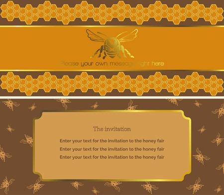 fairs: Invitation card