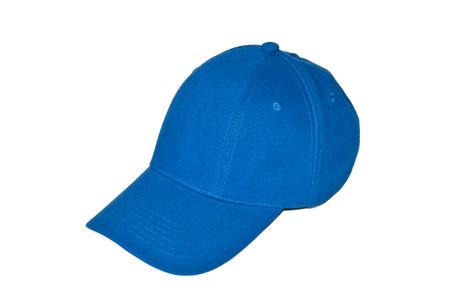 baseball caps: Baseball caps on white background