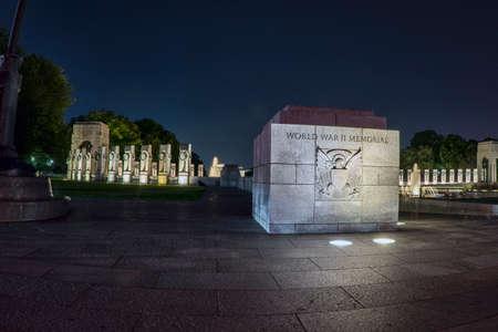 World war 2 memorial washington