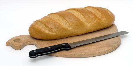 Bread knife photo