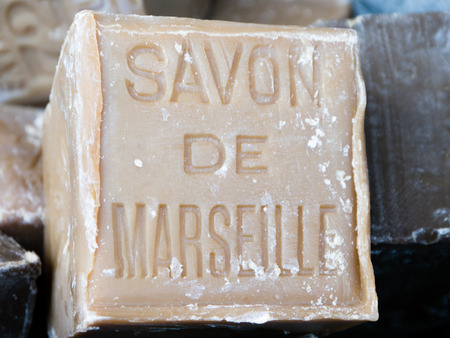 Natural Marseilles artisan soap