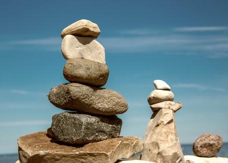 돌의 선 균형