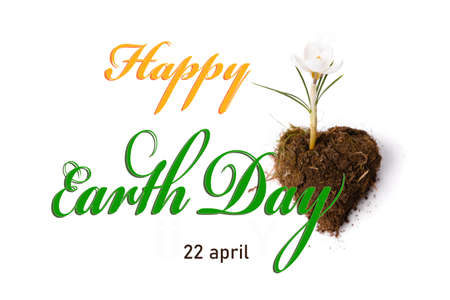 Earth Day concept. Saving environment, save clean planet, ecology. World ocean day, saving water campaign.
