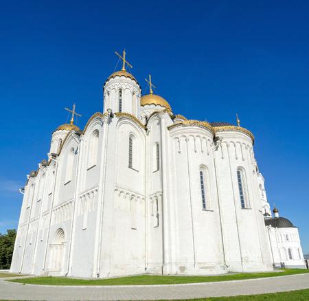 vladimir: Assumption Cathedral, Vladimir, Golden Ring of Russia