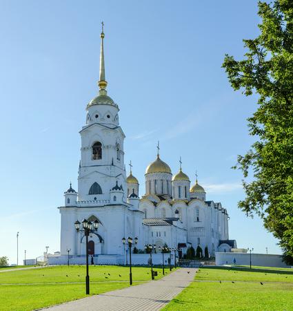 assumption: Assumption Cathedral, Vladimir, Golden Ring of Russia