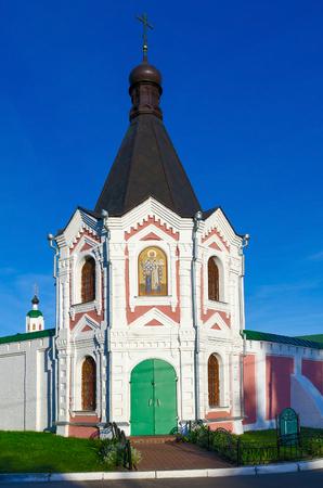 nicholas: Nicholas Ilinskaya Chapel of Savior Transfiguration male monastery in Murom, Golden Ring of Russia