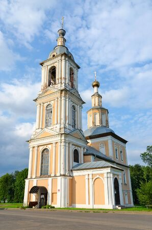 Church of Kazan Icon of Mother of God (Lower temple of Candlemas of Lord), Uglich, Golden Ring of Russia