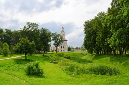 Church of Kazan Icon of Mother of God (lower church of Candlemas of Lord), Uglich, Russia