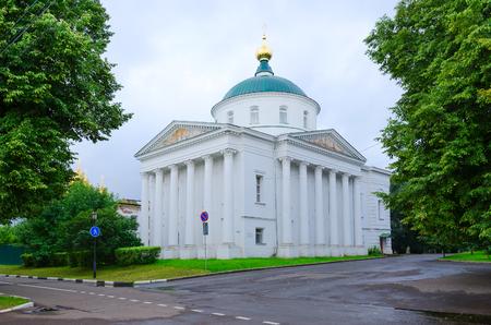 Ilyinsko - Tihonovskaya Church in Yaroslavl, Russia