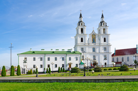 Cathedral of Descent of Holy Ghost (Holy Spirit Cathedral), Minsk, Belarus