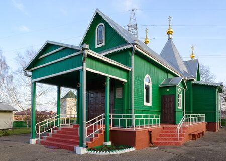 Temple in honor of St. Martyr Athanasius igumen of Brest, St. Afanasyevskiy Monastery, Brest, Belarus