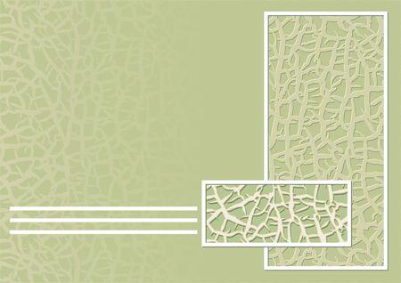 nature fond vert. s�par�s par des couches et des groupes pour faciliter l'�dition
