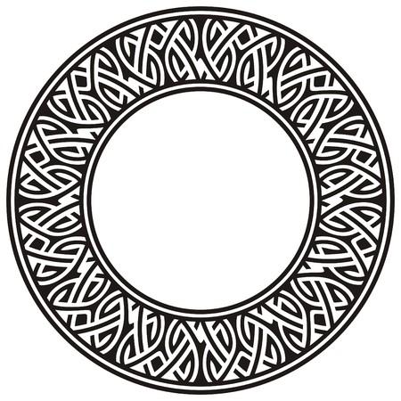 circle frame Stock Vector - 5756415