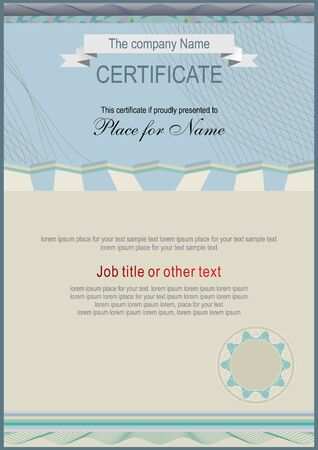 tints: Official modern certificate