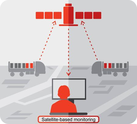 Satellite-based monitoring