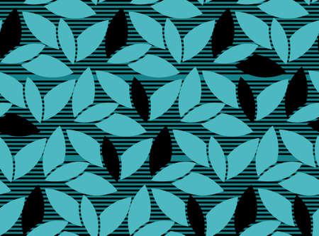 seamless pattern: leaf seamless pattern