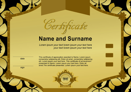 gold: Gold certificate