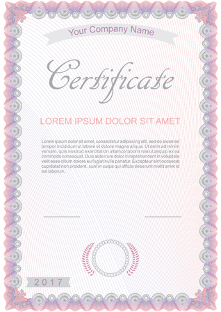 official: official vertical certificate