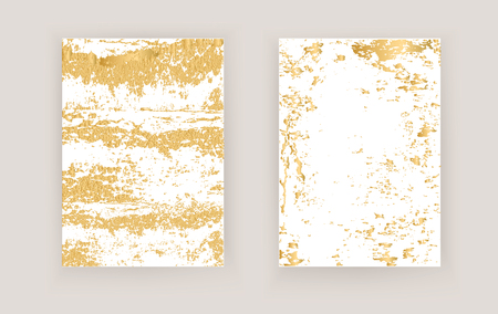 Gold powder vector background. Glitter texture for wedding, cosmetic, parfume stores Banque d'images - 115116363