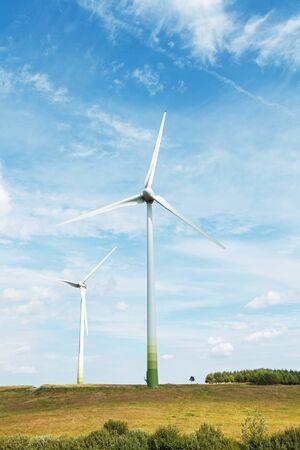 wind turbine: Wind turbines