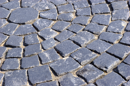 Pavement granite background  photo