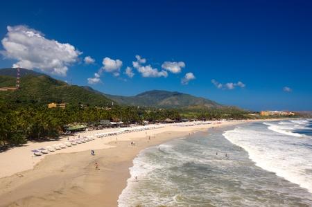 Beach - Carribean Sea,Venezuela,Margaritha Island,Playa Parguito