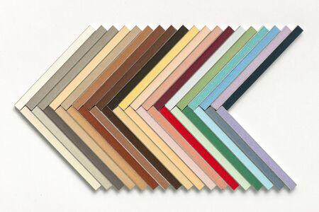 sample multicolor grout close-up interior decor construction interior work 写真素材