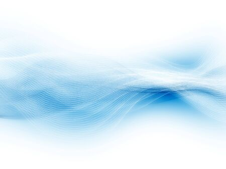 elegantly: Background with abstract smooth lines and waves