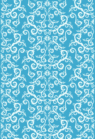 Decorative royal seamless floral ornament Stock Vector - 5607186