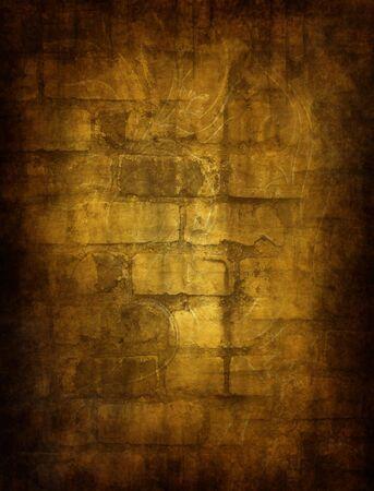 decrepit: Old grunge decrepit dirty wall