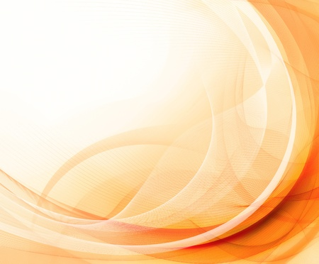 abstractions: abstract modern futuristic white and color background (bitmap) Stock Photo