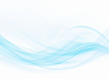 Abstract modern futuristic white and blue background (bitmap)